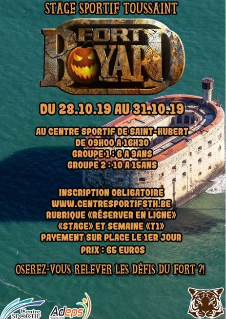 Plaine Fort Boyard