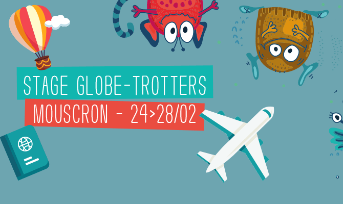 Stage « globe-trotters »